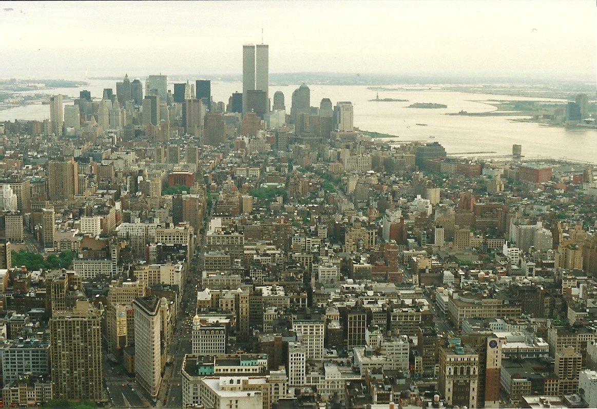 Erinnerungen an New York City (Mai 1996)