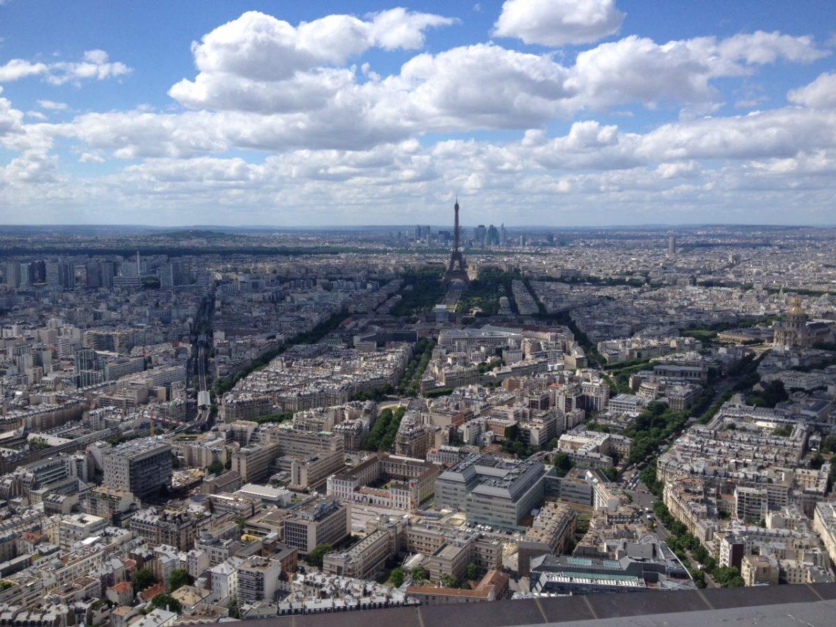 Paris … immer wieder wunderschön!