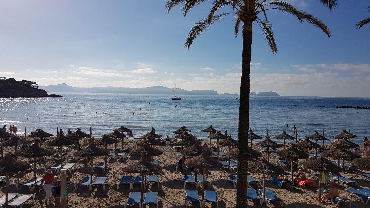 """Mit dem """"Roten Blitz"""" von Palma de Mallorca nach Sóller"""