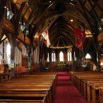 Old St. Paul's ist eine sehr schöne Holzkirche.