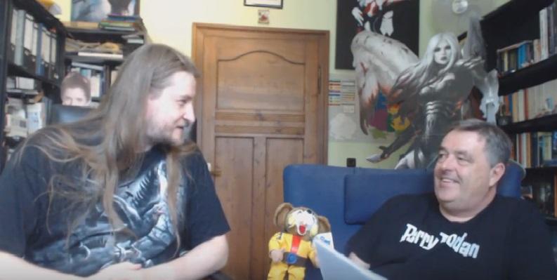 Interview mit Schriftsteller Robert Corvus über den Mausbiber Gucky