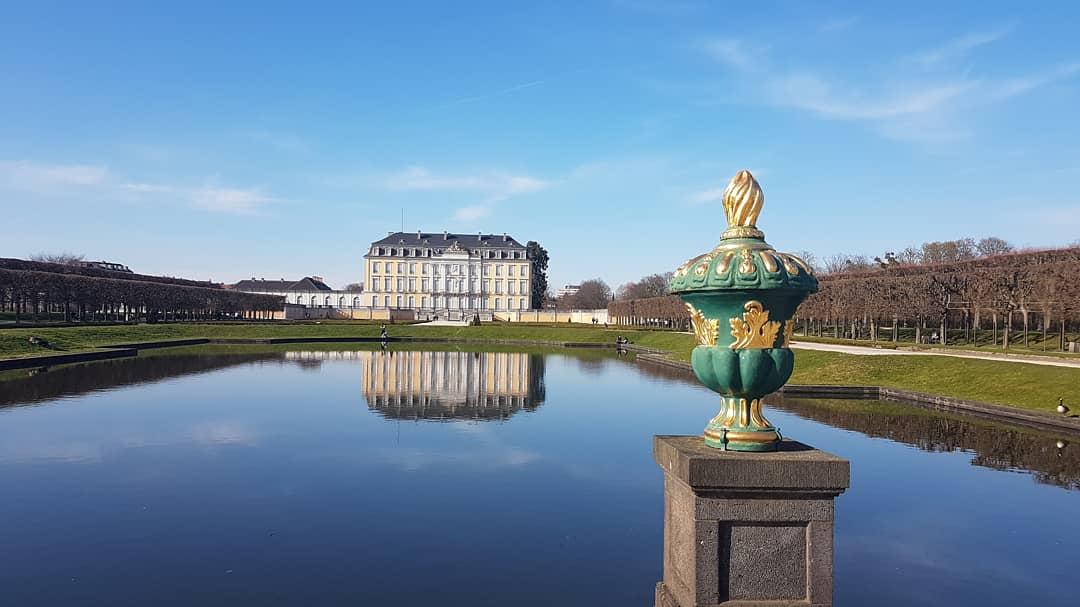 Schlosspark-Impressionen in Brühl