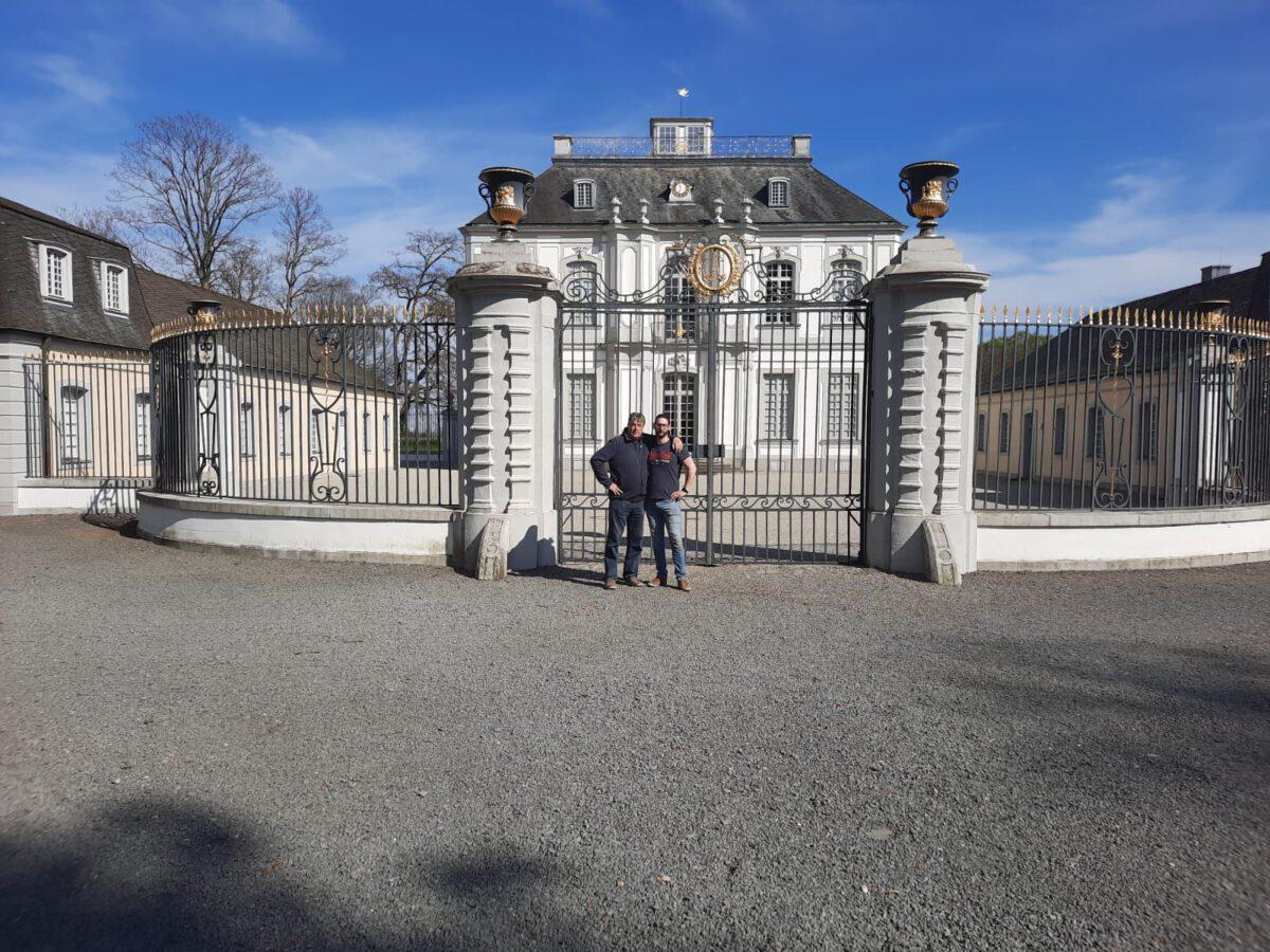 Schloss Falkenlust, Brühl