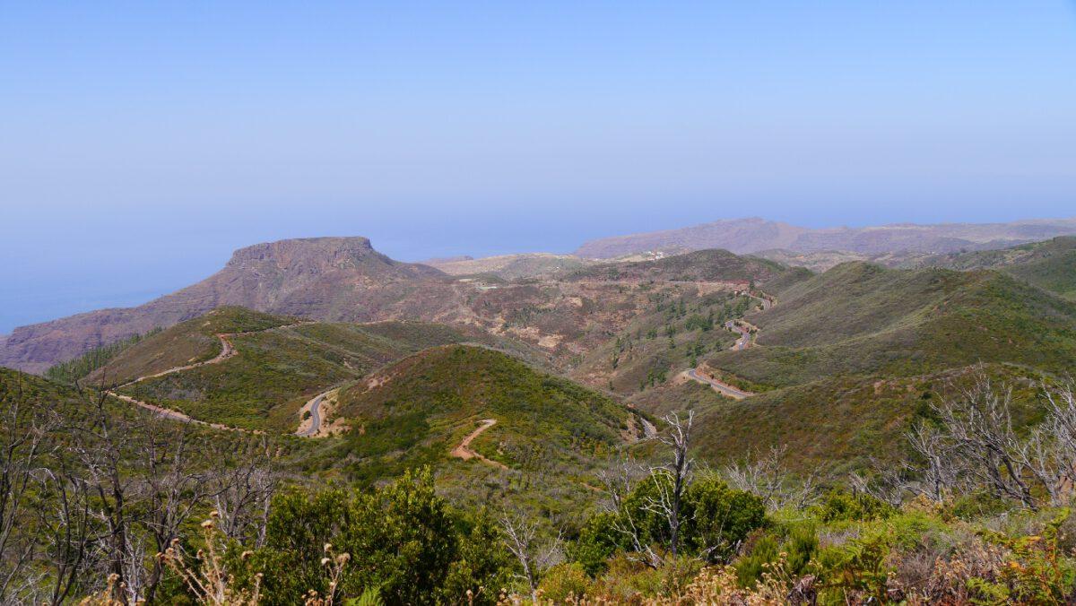 """Reisebericht La Gomera – Teil 4: Blick vom """"Alto de Garajonay"""""""